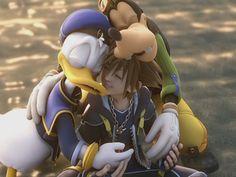 Donald Duck - The Keyhole: Ye Olde Kingdom Hearts Fansite