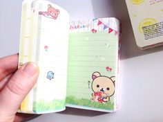 kawaii diary