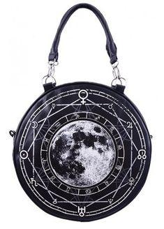 Restyle Luna Round Bag, £29.99