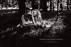 Black and white photography, child photography, dania deweese photography