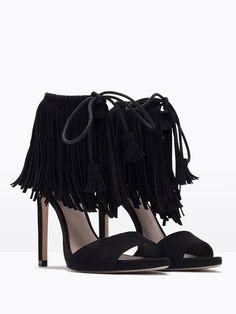 Los 13 zapatos de Zara que quedarían genial en tu zapatero y con tus looks