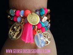 Georgeous Design Ibiza Spring Collection 2015 - The Krista Bracelets