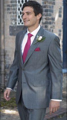 New Wedding Suits Men Grey Pink Groom Style 20 Ideas Best Wedding Suits, Wedding Suit Styles, Wedding Men, Wedding Attire, Wedding Colors, Wedding Ideas, Trendy Wedding, Wedding Groom, Wedding Inspiration