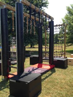 Stand Alone Monkey Bars for Backyard . Stand Alone Monkey Bars for Backyard . Monkey Bars with Firemans Pole for Treehouse In Place Of Monkey Bars For Backyard, Backyard Jungle Gym, Backyard Playground, Backyard For Kids, Diy Monkey Bars, Outdoor Pull Up Bar, Outdoor Gym, Outdoor Workouts, Cardio Workouts