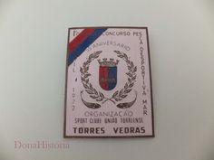 Medalha de Pesca União Torreense (1972) http://sintra-lisboa.olx.pt/medalha-de-pesca-uniao-torreense-iid-465950159