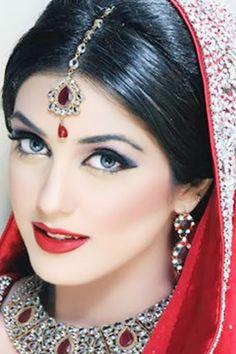 Hamara Blog: Facebook dp , girls dp , bride make up , style ,Ur...