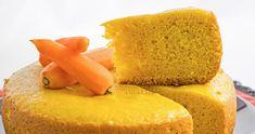 Questo dolce di carote cotte è una delizia: alto, soffice, delicato e profumato, ha un sapore più deciso della classica torta di carote ed è senza burro!