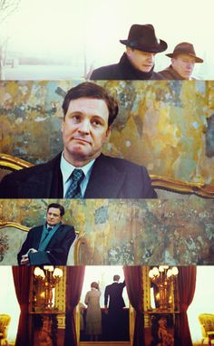 """""""The King's Speech"""" 2010. How could a movie about a speech impediment be so thrilling and involving? Because it's actually a study of friendship and loyalty, and embracing one's destiny. Superb, and Colin Firth is magical."""