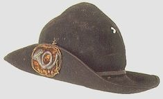 Slouch Hat - 6th Virginia Infantry, CSA