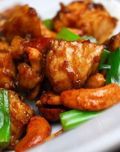 resep nasi ayam kacang mete
