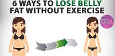 6 Ways to Lose Weight in a Week Without Exercise