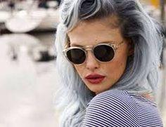 Risultati immagini per capelli grigi
