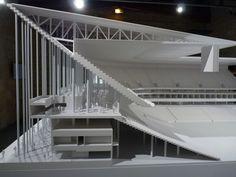 """Multiplicity"" Herzog de Meuron Bordeaux Stadium"