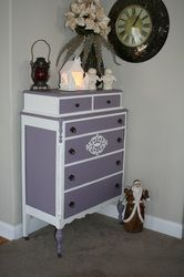 Before and After - Upcycled Furniture For You