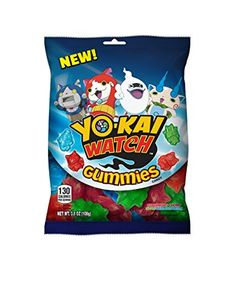 YoKai Watch Gummies Bag 18 Count ** Be sure to check out this awesome product.Note:It is affiliate link to Amazon.