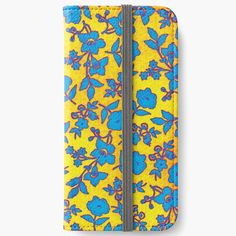 'Pattern' iPhone Wallet by ChrisAnnePandD Iphone Wallet, Iphone Cases, Cotton Tote Bags, Art Boards, Floor Pillows, Chiffon Tops, Duvet Covers, My Arts, Clock