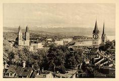 1935 Zurich