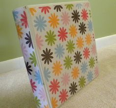 Household Binder. Thorough list of categories to cover.
