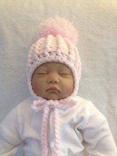 Craft Passions: Cosy Pom Pom Hat..# free # Crochet pattern link he...