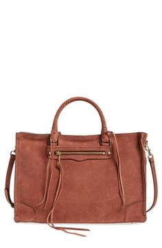 Rebecca Minkoff 'Large Regan' Satchel available at #Nordstrom