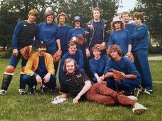 Uit het archief van Anita Dinkeloo. Sportdag 1981.