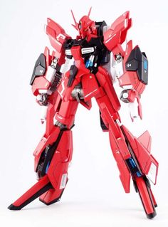 GUNDAM GUY: HG 1/144 Amaterasu - Custom Build