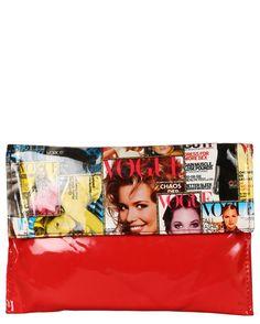 Red Color Handbag