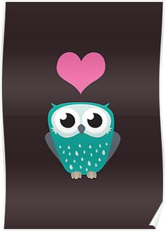 'Owl Love You Forever (Boy)' by Lisa Marie Robinson