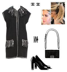 """Sem título #8525"" by gracebeckett on Polyvore featuring moda e Chanel"