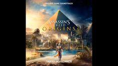 Assassins Creed Origins Main Theme - Sarah Schachner