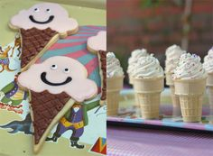 CAKE.   events + design: Oh Sweet Summer: Ice Cream + Happiness.