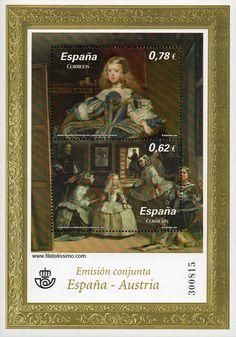 Pinturas de Velázquez: Las Meninas