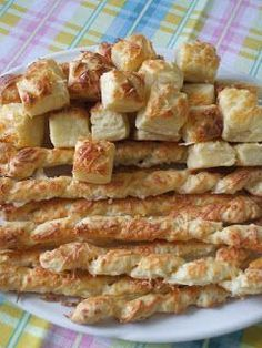 Baking Recipes, Cake Recipes, Savory Pastry, Salty Snacks, Hungarian Recipes, Winter Food, Cake Cookies, Bacon, Food And Drink