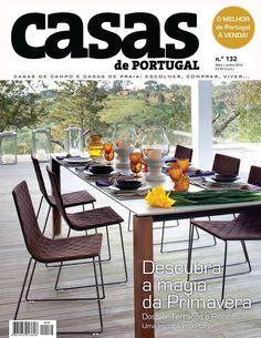 Jornalista Casas de Portugal - Maio/Junho 2014