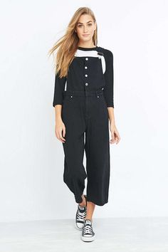 Cheap Monday Later Dungarees - Urban Outfitters