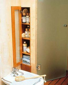 Wohntipps fürs kleine Badezimmer aufbewahrung organisation