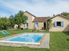 Enjoy the private outdoor heated swimming pool including a terrace furnished for…