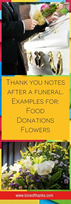 33+ Best Funeral Thank You Cards Funeral, Step guide and Note