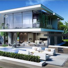 """""""Great Modern Home. Follow @intelligent.style for more! cc: unknown"""""""