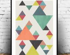Image result for modern abstract geometric art