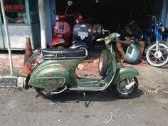 Dijual Vespa Congo VGLB Koleksi Antik Nih - JOGJA - LAPAK MOBIL DAN MOTOR BEKAS