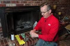 How To Get Smoke Smell Out Of The House Smoke Smell Fireplace Remove Smoke Smell