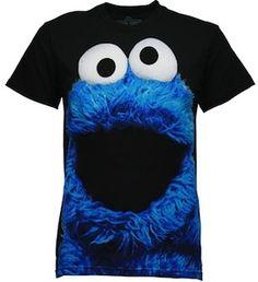 Cookie Monster T-shirt GOTTA GET HIM THIS SHIRT