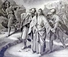 """This picture is a motif representing the biblical connection and foreshadowing of Absalom disgracing his father. """" How they torture one another. And the boy, tortured, shows again a sign of life. It was the devil, he said"""" This quote is in reference to an excuse Absalom gave for the bad things he did."""