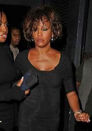 Drugged Whitney Houston
