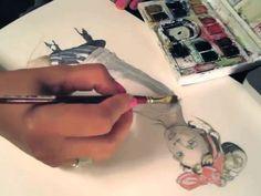 PAPERFASHION | DESIGNLOVEFEST ILLUSTRATED
