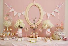 Mesas de dulces o candy buffet para los más pequeños