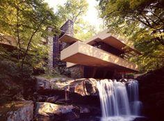 Frank Lloyd Wright's Fallingwater   Laurel Highlands   Ligonier, PA