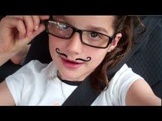 Annie's CrAzY Moustache!