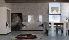 Capris Modern Yemek Odası  en güzel şık yemek odası modelleri yıldız mobilya alışveriş sitesinde #diningroom #bedroom #avangarde #modern #pinterest #yildizmobilya #furniture #room #home #ev #young #decoration #moda #trend      http://www.yildizmobilya.com.tr/